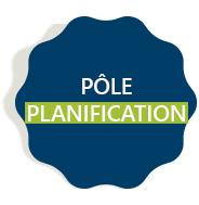 L´équipe Pôle Planification