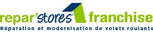 logo de Repar'Stores Franchises : reparation et modernisation de volets roulants
